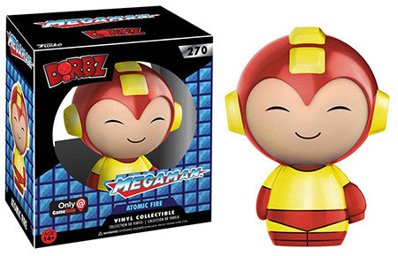 Dorbz Atomic Fire (Mega Man) 270 - Gamestop Exclusive