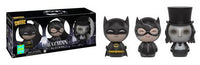 Dorbz Batman/Catwoman/Penguin (Batman Returns) 3-Pack - 2016 Summer Convention Exclusive
