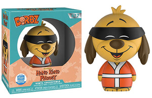 Dorbz Hong Kong Phooey (Hanna-Barbera) 477 - Funko Shop Exclusive /3000 made  [Damaged: 7/10]