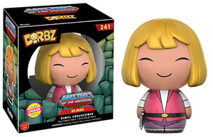 Dorbz He-Man (Prince Adam, Masters of the Universe) 241  **Chase**