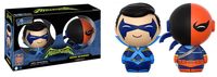 Dorbz Nightwing & Deathstroke 2-Pack - 2017 Summer Convention Exclusive /1500 Made  [Damaged: 7.5/10]