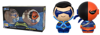 Dorbz Nightwing & Deathstroke 2-Pack - 2017 SDCC Exclusive /1500 Made
