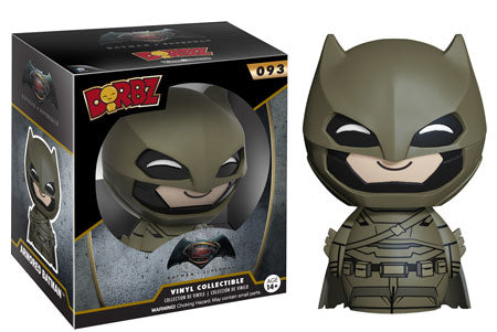 Dorbz Armored Batman (Batman v Superman) 093  [Damaged: 7/10]