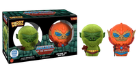 Dorbz Moss Man (Flocked) and Beast Man 2-Pack - Funko Shop Exclusive /3000 Made