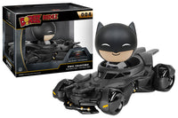 Dorbz Ridez Batmobile w/ Batman (Dawn of Justice) 004  [Damaged: 7/10]