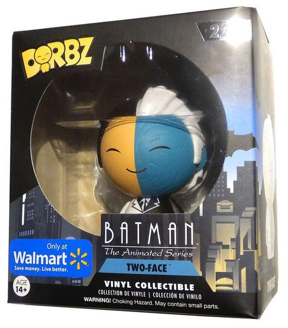 Dorbz Two-Face (Animated Series) 228 - Walmart Exclusive