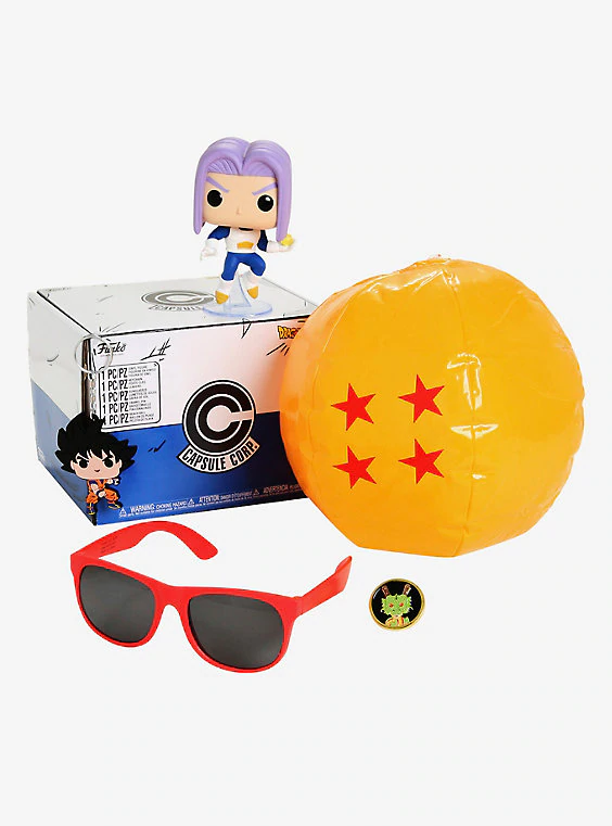 Funko Dragonball Z Mystery Box (Unsealed) - Hot Topic Exclusive