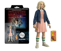 Funko ReAction Figures Stranger Things - Eleven (Wig)  **Chase**