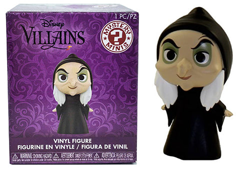 Mystery Minis Disney Specials - Witch (Hot Topic Exclusive)  **Sealed in Box**