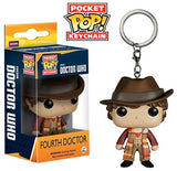 Pocket Pop Keychain Fourth Doctor (Doctor Who)