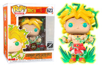 Legendary Super Saiyan Broly (6-inch, Glow in the Dark, Dragonball Z) 623 **Chase** - Special Edition Exclusive  [Condition: 8.5/10]