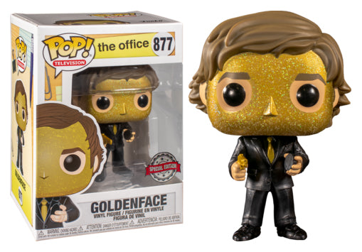 > Goldenface (The Office) 877 - Special Edition Exclusive