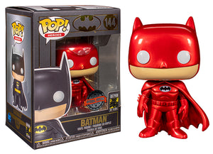 Batman (Red Metallic) 144 - Special Edition Exclusive