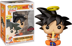 > Goku (Eating Noodles, Dragon Ball Z) 710 - Special Edition Exclusive
