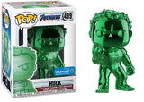 > Hulk (Green Chrome, Endgame) 499 - Walmart Exclusive