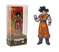 FiGPiN Dragon Ball Z- Goku 22 (hard case)