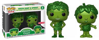 Green Giant & Sprout (Metallic, Ad Icons) 2-pk - Target Exclusive  [Damaged: 7.5/10]