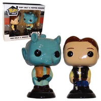 Funko Pop Home Han Solo & Greedo (Salt & Pepper Shakers) - Smuggler's Bounty Exclusive