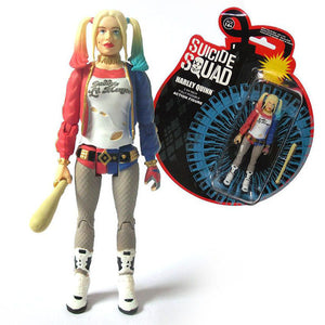 Articulated Action Figures DC Comics Suicide Squad - Harley Quinn (Legion of Collectors Exclusive)