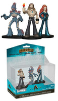 HeroWorld DC Trench Creature / Arthur Curry / Mera (Aquaman) 3-Pack - Target Exclusive