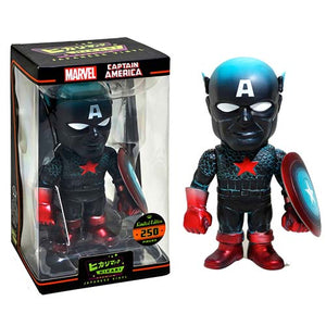 Hikari Captain America (Midnight Blue) /250 Made  [Condition: 8.5/10]