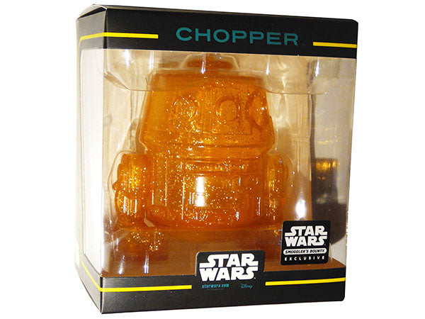 Mini Hikari Chopper (Orange) - Smuggler's Bounty Exclusive