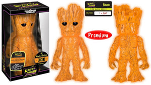 Hikari Groot (Glow in the Dark, Fire, Guardians of the Galaxy) - Gemini Exclusive /300 made  [Damaged: 7.5/10]