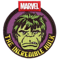 Marvel Collector Corps Exclusive Patches - The Incredible Hulk