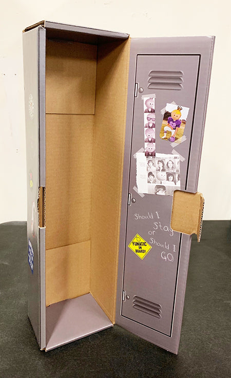 2018 Funko Fundays Empty Locker  [Damaged: 7.5/10]