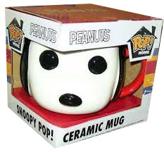 Funko Pop Home Ceramic Mug Snoopy Flying Ace