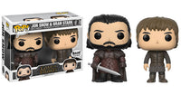 Jon Snow & Bran Stark (Game of Thrones) 2-pk  [Damaged: 5/10]