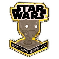Smuggler's Bounty Star Wars Exclusive Pins - K-2SO