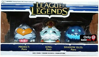 Funko Poro Vinyl Project, King, Shadow Isles (League of Legends) - Gamestop Exclusive