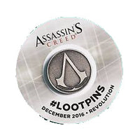 Lootpins Assassin's Creed - Loot Crate