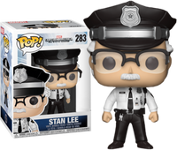 Stan Lee (Smithsonian Guard, Captain America Winter Soldier) 283