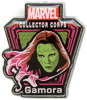 Marvel Collector Corps Exclusive Pins - Gamora