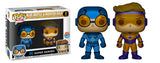 Blue Beetle & Booster Gold (Metallic) 2-pk - Previews Exclusive
