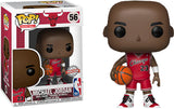 Michael Jordan (Rookie Jersey, Chicago Bulls, NBA) 56 - Special Edition Exclusive