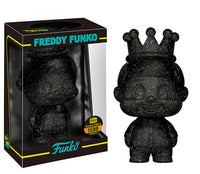 Mini Hikari Freddy Funko (Black Glitter) - Funko Shop Exclusive /1500 made