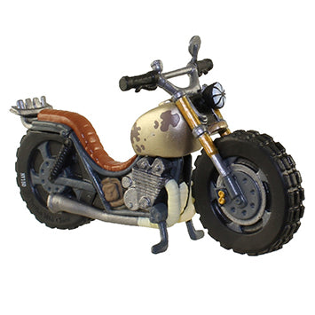 Mystery Minis The Walking Dead Series 4 - Daryl's Bike (Brown)