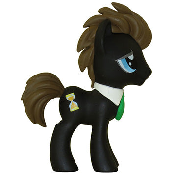 Mystery Minis My Little Pony Series 1 - Dr. Hooves (Black)