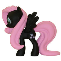 Mystery Minis My Little Pony Series 1 - Fluttershy (Black)