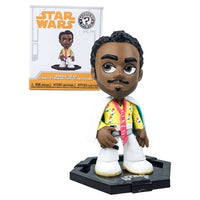 Mystery Minis Star Wars  - Lando Calrissian (White Suit, Solo Movie, Smuggler's Bounty Exclusive) **Sealed in Box**