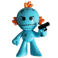 Mystery Minis Rick and Morty Series 1 - Mr. Meeseeks (Gun, Target Exclusive)