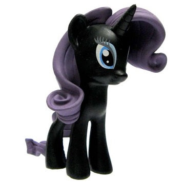 Mystery Minis My Little Pony Series 2 - Rarity (Black)