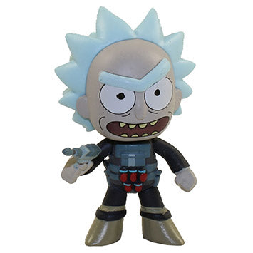 Mystery Minis Rick and Morty Series 2 - Rick (Prison Break)