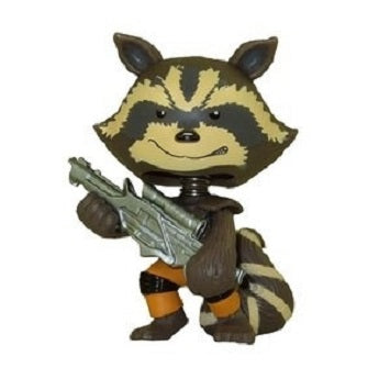 Mystery Vinyl Mystery Minis Marvel Guardians of the Galaxy - Rocket Raccoon (Smiling)