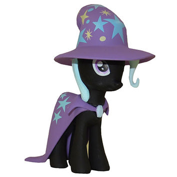 Mystery Minis My Little Pony Series 1 - Trixie (Black)