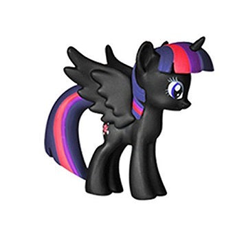 Mystery Minis My Little Pony Series 2 - Twilight Sparkle (Black)
