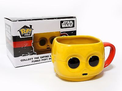 Funko Pop Home Ceramic Mug C-3PO